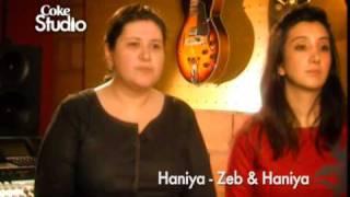 Chup, Zeb & Haniya - BTS, Coke Studio Pakistan, Season 2