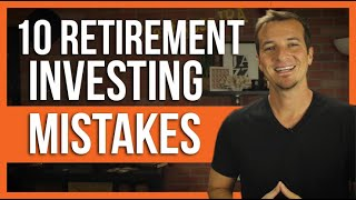 10 retirement investing mistakes to avoid. | FinTips