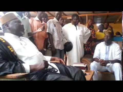 Diafar Et Gilbert Ouedraogo
