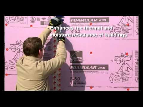 Owens Corning Energy Complete Wall System