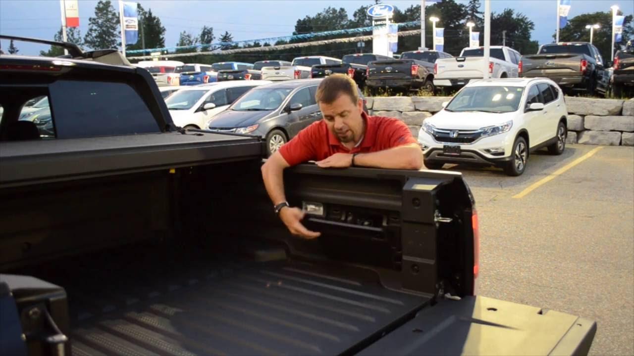 2017 Honda Ridgeline Black Edition >> 2017 Honda Ridgeline - Black Edition - YouTube