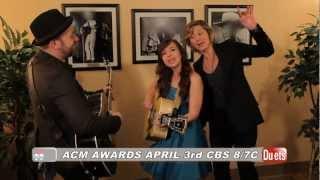 Duets: Sugarland ft. Jennifer Nettles & Savannah Berry Perform Stuck Like Glue