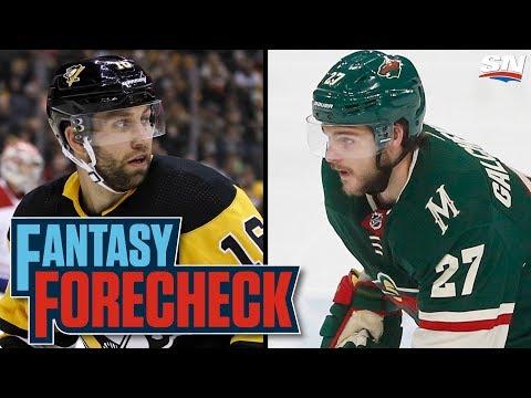 Jason Zucker Trade Analysis, NHL Deadline Rumours, Week 19 Plays & More!   Fantasy Forecheck