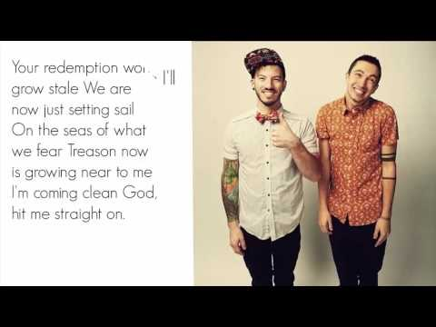 Lovely Lyrics-Twenty One Pilots