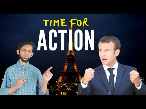 After the French Cartoons - A Complete Plan for the Muslims