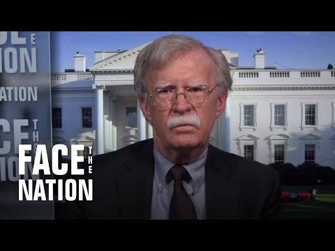 """Bolton defends Libya comments: """"One day the president will learn a little history"""""""