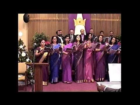 Minna minni pole, Indy marthoma choir - christmas 2015