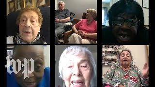Isolation, grief and hope: Life inside today's nursing homes