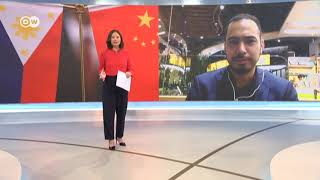 Richard Heydarian Interview on Duterte w/ Melissa Chan of DW