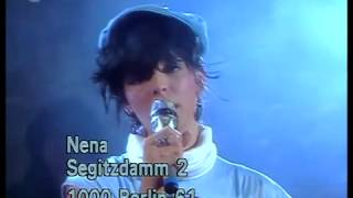 Nena   99 Luftballons Live on Hitparade 1983