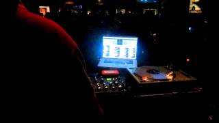 dj NIMBUS  @ SpreadLove Aug 2010 - ATL Pt1