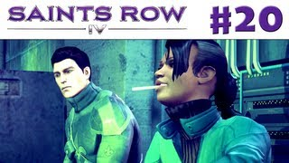 Saints Row IV - Gameplay Walkthrough Part 20 - Stealth (PC, Xbox 360, PS3)