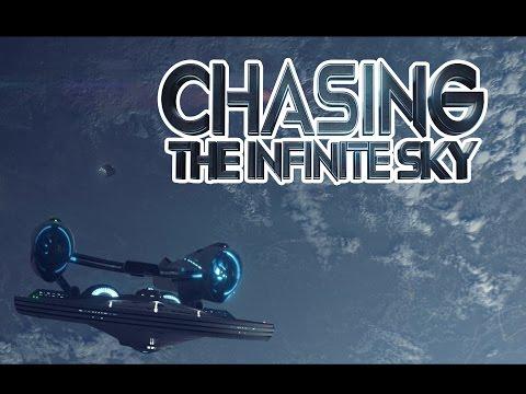 Chasing The Infinite Sky  (2016 Star Trek fan film SHORT)