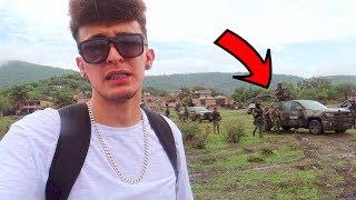 Llegan los SOLDADOS a la vena de LAVA (HotSpanish Vlogs)