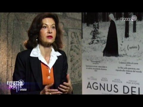"La regista Anne Fontaine racconta ""Agnus Dei"""