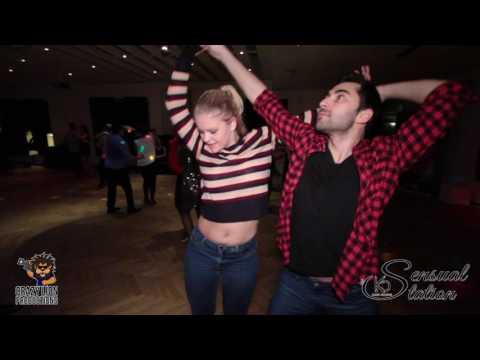 Kiko y Christina - Social Dance [ Joel Santos - Al Diablo ] @Sensual Station Hamburg