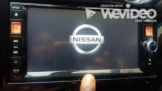 Nissan MC312D-W Radio Change Japanese Language to English | English SD to unlock MC 312DW