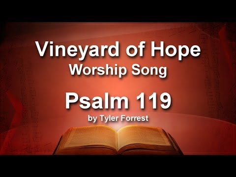 Psalm 119 Worship Song