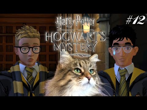 Mrs. Norris hat uns erwischt!! 😬 | Harry Potter: Hogwarts Mystery #12