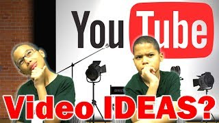YouTube Video Ideas To Grow Your Channel   How To Come up with Video Ideas for YouTube