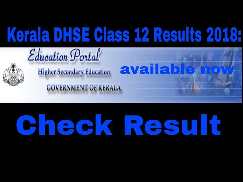 kerala-dhse-class-12-results-2018:kerala-class-12th-result-declared-today-on-keralaresults.nic.in