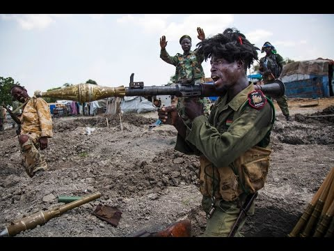 South Sudan 'on staircase to former Yugoslavia'