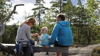 Suomen luonnon päivä Nuuksiossa