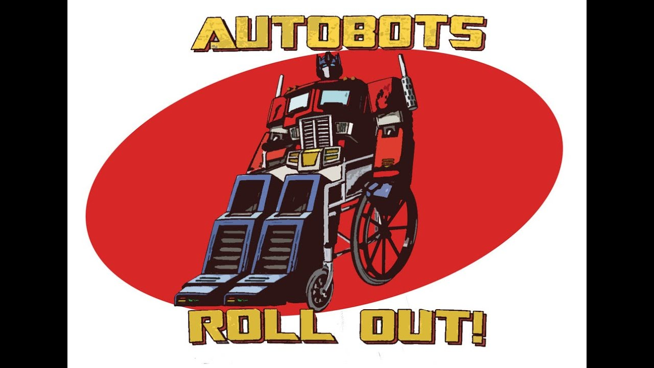 AUTOBOTS ROLL OUT (jax stuff/pre-season6) - YouTube