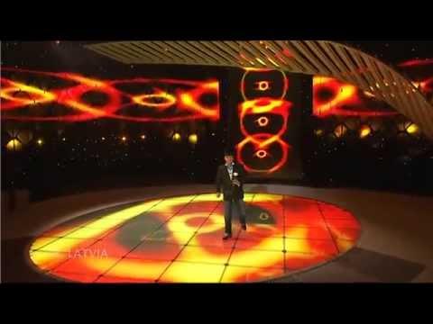 Eurovision 2007 Semi-Final 28 - Bonaparti.lv - Questa Notte - Latvia