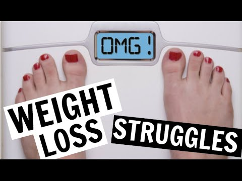 9 WEIGHT LOSS STRUGGLES!