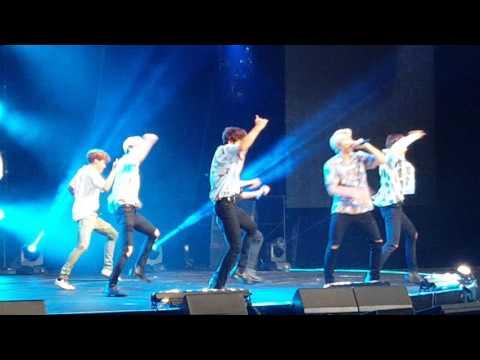 BTS Dope Kcon LA 2016