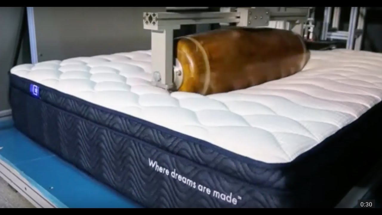 Sleeping duck mattress whirlpool