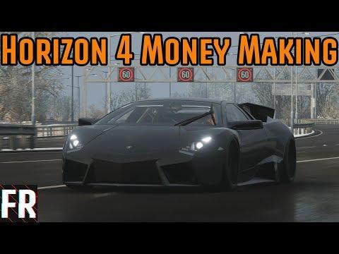 Forza Horizon 4  Investigation - Best Races For Making Money thumbnail