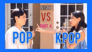 [4탄] POP vs KPOP in L.A (Sing off / 쇼미더머니, BTS, EXO, camila cabello, Adele..)