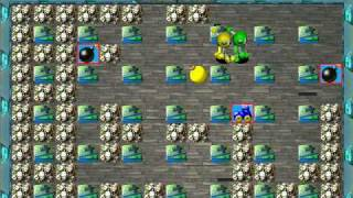 Atomic Bomberman Network Game