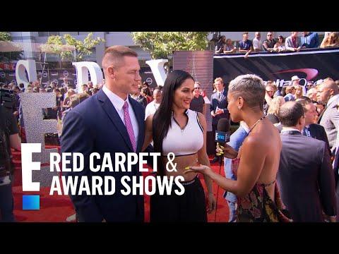 John Cena & Nikki Bella's Date Night at 2017 ESPYS | E! Live from the Red Carpet