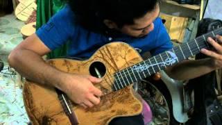Xuong Guitar - Buu Thang