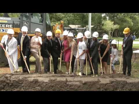 Pinellas Park Middle School Ground Breaking