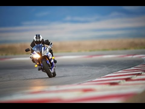 2015 yamaha yzf r6 review youtube for Fond ecran r6