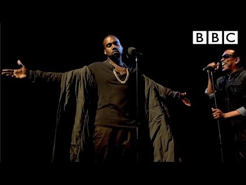 Kanye West - Bound 2 - Later... with Jools Holland - BBC Two