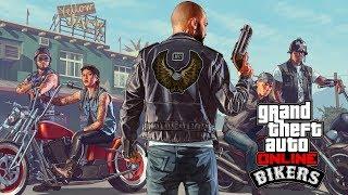 GTA 5 Online: Горящий мотоклуб