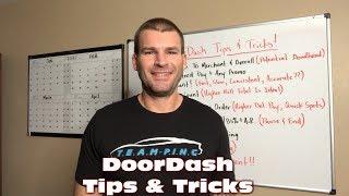 DoorDash Tips & Tricks 2019