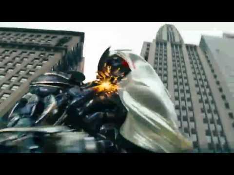 Optimus Prime vs Shockwave