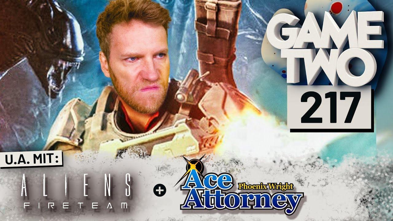 Download Far Cry 6, Aliens: Fireteam Elite, Ace Attorney Chronicles | Game Two #217