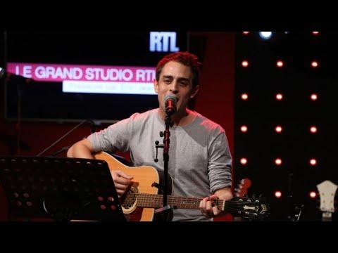 Benjamin Siksou - Le baiser (LIVE) Le Grand Studio RTL