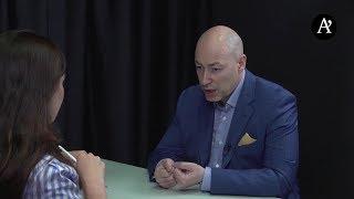 Гордон: В депутаты Киевсовета я пошел, потому что был наивным дураком, просто идиотом