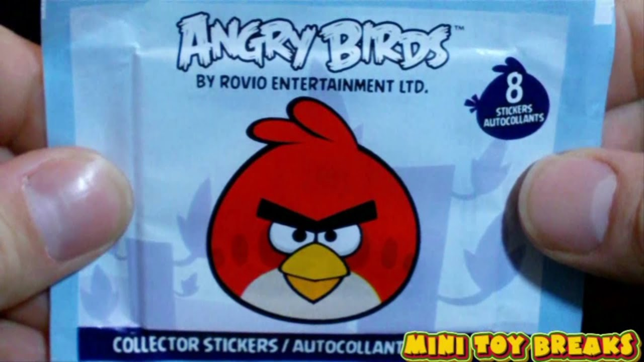Good looking Angry Birds Decals - Home Design #980