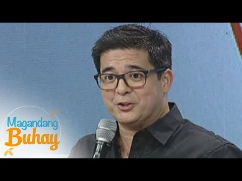 Magandang Buhay: Aga Muhlach reveals how his showbiz career started