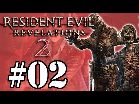 Let's Play: Resident Evil Revelations 2 - Parte 2 - Campo de Armadilhas