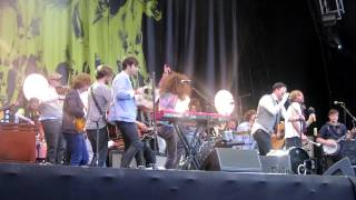 Mumford & Sons, Paolo Nutini, The Kooks and Wolfmother - The Weight